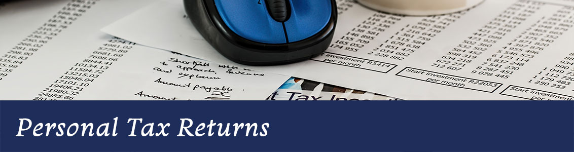 Personal Tax Returns Audits and other Tax Preparation Services